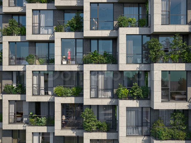 Недвижимость 2-комн. квартира, 127.7 м², 6/15 эт. Мир